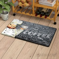 Fleur De Lis Living Ann Coffee Chef Kitchen Mat FDLL1401