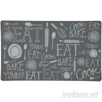Mohawk Home Hand-Lettered Kitchen Mat MOH3934
