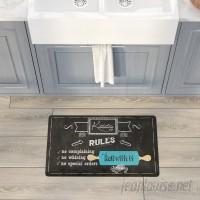 Red Barrel Studio Nittany Roll With It Comfort Kitchen Mat RDBT1862
