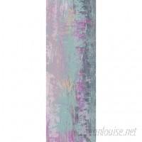 Mercury Row Arthurs Blue/Purple Area Rug MCRR6102