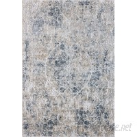 Ophelia Co. Caddie Light Beige/Blue Area Rug OPHL1471