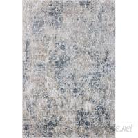 Ophelia Co. Caddie Light Beige/Blue Area Rug OPHL1471