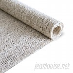 RugPadUSA Nature's Grip Non-Skid Jute and Natural Rubber Eco Friendly Rug Pad RGUS1016