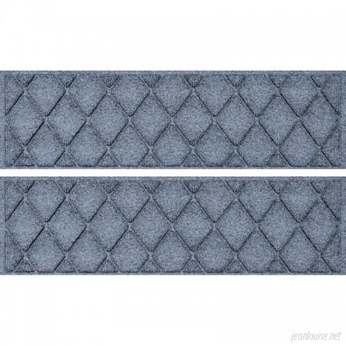 Bungalow Flooring Aqua Shield Bluestone Argyle Stair Tread WDK1635