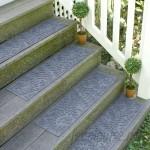 Bungalow Flooring Bluestone Stair Tread WDK1818