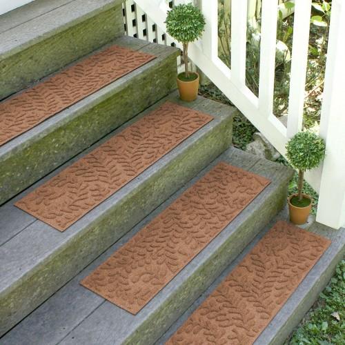 Bungalow Flooring Dark Brown Stair Tread WDK1822