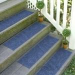 Bungalow Flooring Navy Stair Tread WDK1829