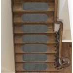 Red Barrel Studio Tharp Oval Dark Gray Stair Tread Set RDBA5617