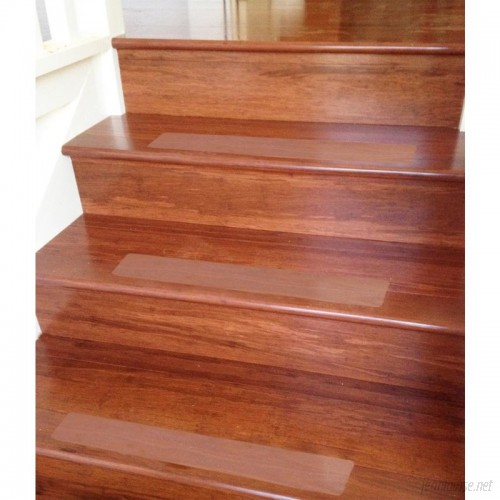 Symple Stuff Kleiman Safety Clear Stair Tread OTTO1830