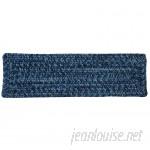 Winston Porter Hawkins Blue Wave Stair Tread WNPR4093
