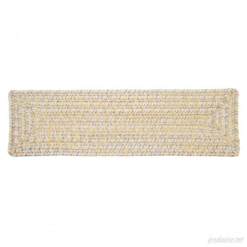 Winston Porter Hawkins Yellow Sun-Soaked Stair Tread WNPR4089