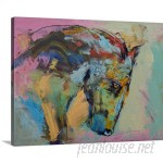 Canvas On Demand Horse Study by Michael Creese Painting Print on Canvas CAOD7617