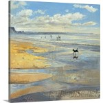 Canvas On Demand The Little Acrobat by Timothy Easton Painting Print on Canvas CAOD7788