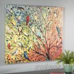 Red Barrel Studio 'Twenty Seven Birds' Jennifer Lommers Graphic Art Print RDBL4672
