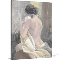 Great Big Canvas 'After the Bath II' Albena Hristova Painting Print GRNG9490
