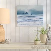 Highland Dunes 'Distant Shores' Photographic Print on Wrapped Canvas HLDS2935