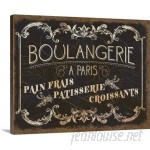Great Big Canvas 'Parisian Signs Vintage Advertisement GRNG4449