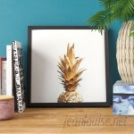 Mercury Row The Gold Pineapple Framed Photographic Print MROW5465