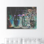 Oliver Gal Dom P Painting Print on Wrapped Canvas ALIV1342