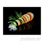 Trademark Art 'Multivitamin' Photographic Print on Wrapped Canvas HYT75123