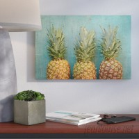 Wrought Studio Tropical Photographic Print on Wrapped Canvas VKGL8565