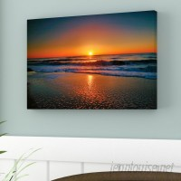 Beachcrest Home 'Morning Has Broken Ii' Photographic Print on Wrapped Canvas BCHH6022