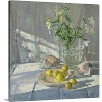 Canvas On Demand Reflections and Shadows by Timothy Easton Painting Print on Canvas CAOD7727