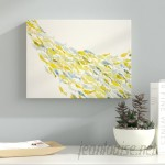 Ebern Designs 'Upstream' Painting Print on Wrapped Canvas EBRD1663