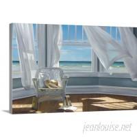 Great Big Canvas 'Gentle Reader' Karen Hollingsworth Print GRWO6142