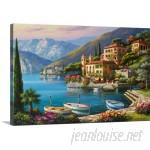 Great Big Canvas 'Villa Bella Vista' Painting Print GRWO6551
