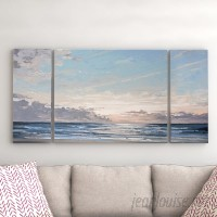 Rosecliff Heights 'Into the Mystic' Acrylic Painting Print Multi-Piece Image on Wrapped Canvas ROHE7038