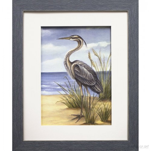 Star Creations Shore Bird II by Ethan Harper Framed Painting Print QARC1505