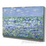 WexfordHome 'Waves Breaking' by Claude Monet Print WEXF1823